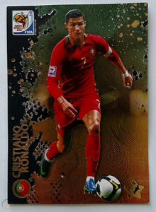 2010 PANINI FIFA WORLD CUP SOCCER TRADING CARD 1 BOX RANDOM PACKS BREAK (3 PACKS PER SPOT) #61