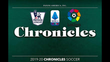 Load image into Gallery viewer, 2019-20 PANINI CHRONICLES SOCCER HOBBY BOX - PERSONAL BOX BREAK