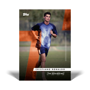 2020 Topps x Cristiano Ronaldo Curated Set - 20 Spot - Random Box - Break #5 (BLACK FRIDAY SALE!)