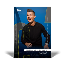 Load image into Gallery viewer, 2020 Topps x Cristiano Ronaldo Curated Set - 20 Spot - Random Box - Break #5 (BLACK FRIDAY SALE!)