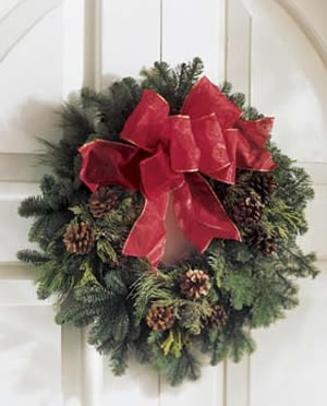 Beacon Hill Wreath