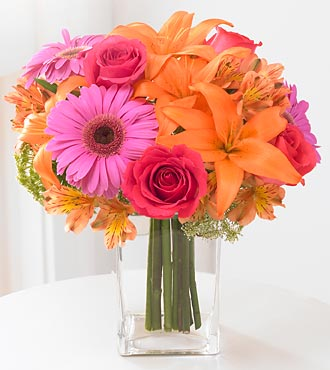 Sunshine Splendor Bouquet