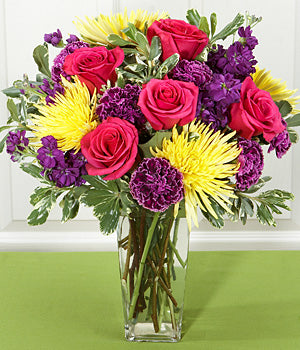 Bright Splash Bouquet