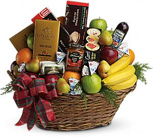 The Ultimate Holiday Basket