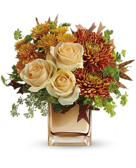 Telefloras Autumn Romance Bouquet