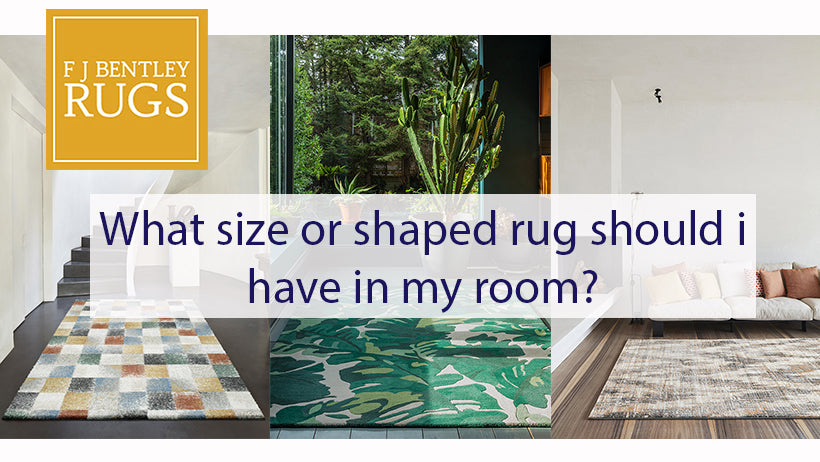 Size & Shape of Rugs: What Should I Have in my Room?