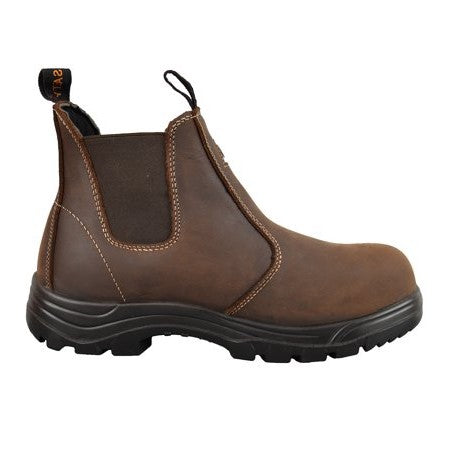 Women's CSA Lightweight Steel Toe Leather Work Safety Boots - 925