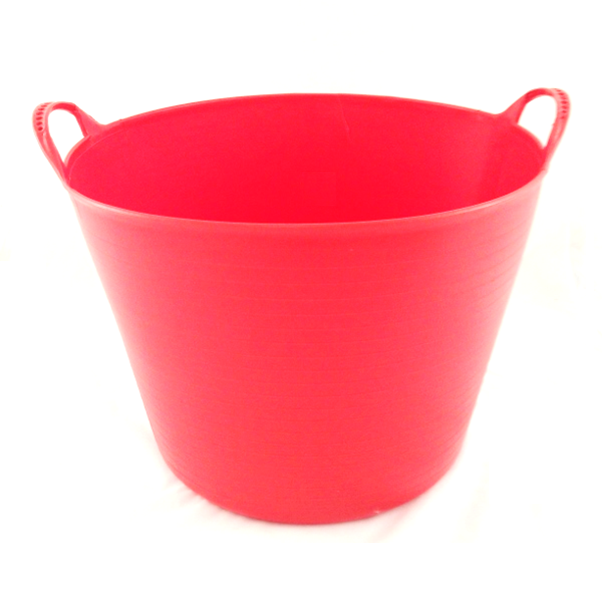 Airflow Hoof-Proof Flexi-Tub - 14L - Red or Yellow