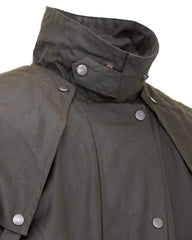 Low Rider Oilskin Duster