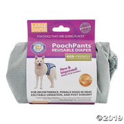 Pooch Pants Reusable Diaper