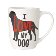 24 Oz Illustrative Coffee Mugs