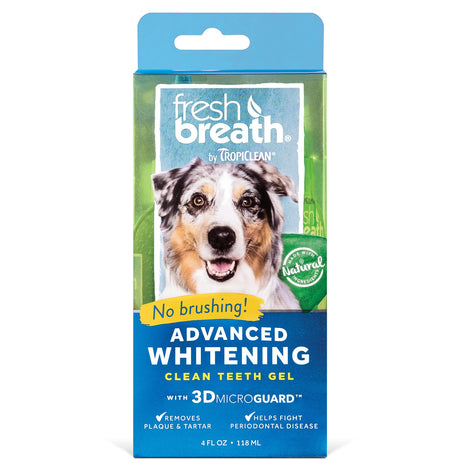 Advanced Whitening Gel for Dogs