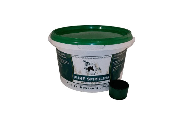 Herbs for Horses Pure Spirulina (Blue Green Algae)