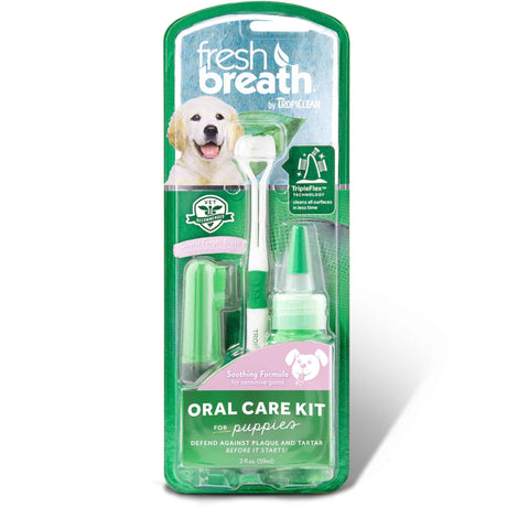 Oral Care Kit for Puppies