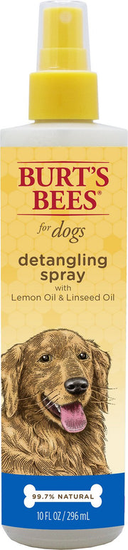 Detangling Spray for Dogs with Lemon Oil and Lineseed Oil