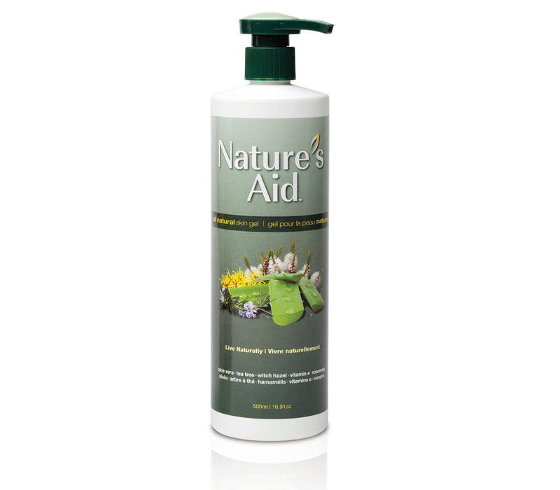 Natural, Multi-Purpose Skin Gel