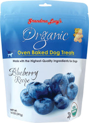 Grandma Lucy's Organic Oven-Baked Dog Treats