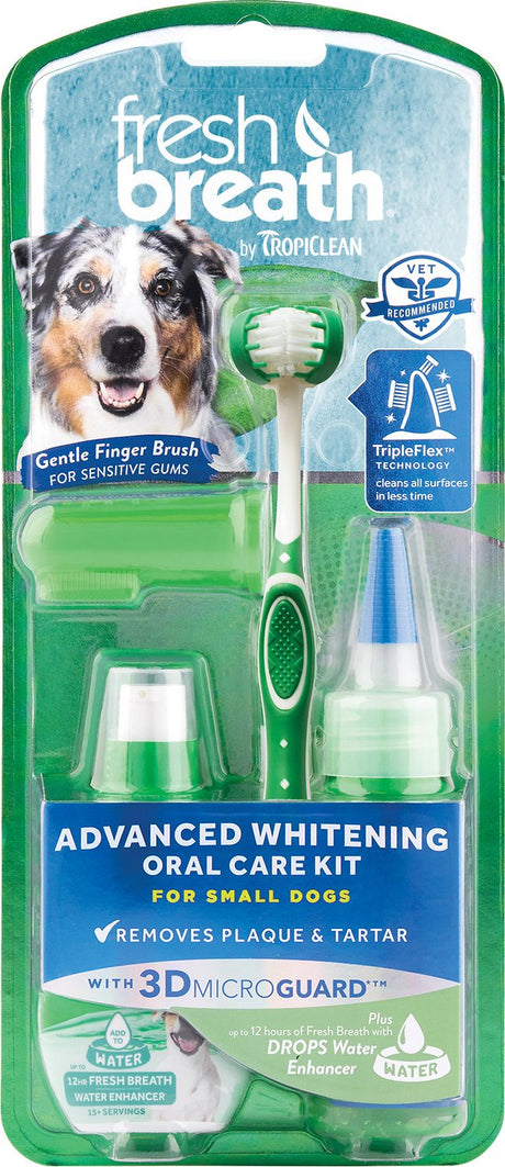 Advanced Whitening Oral Care Kit
