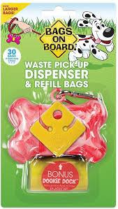 Bags On Board Bone Dispenser