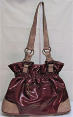 Cowgirl Up Bronze Filly Shoulder Bag - Red