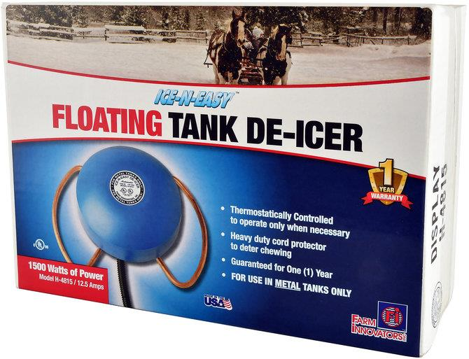 Ice-N-Easy Floating Tank De-Icer