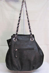 Western Bling Hobo - Black
