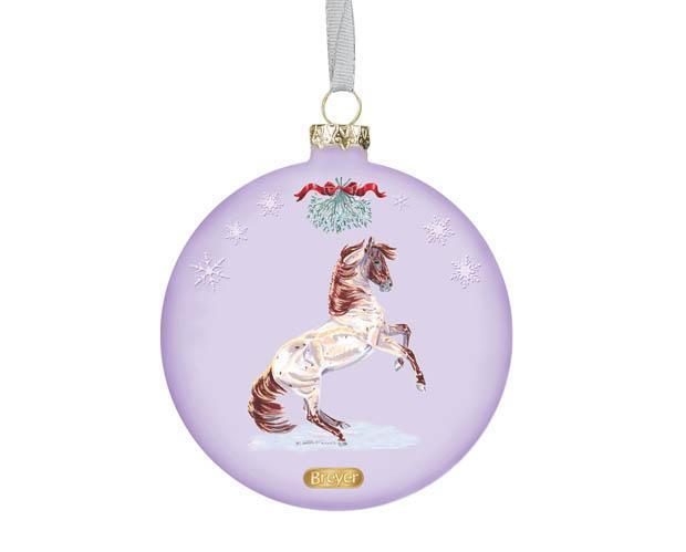 2015 Holiday Artist Signature Ornament - Mustang