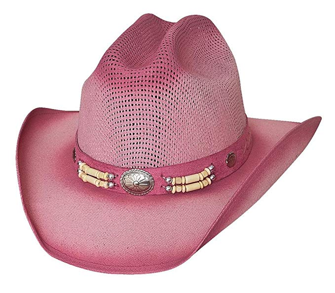 Bullhide Little Goodbye - Childrens Straw Cowboy Hat