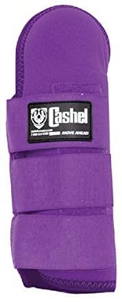Cashel Tail Shield Purple