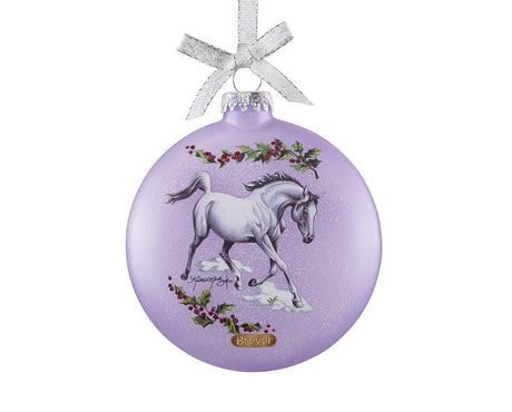 2018 Holiday Artist Signature Ornament - Arabian Horses