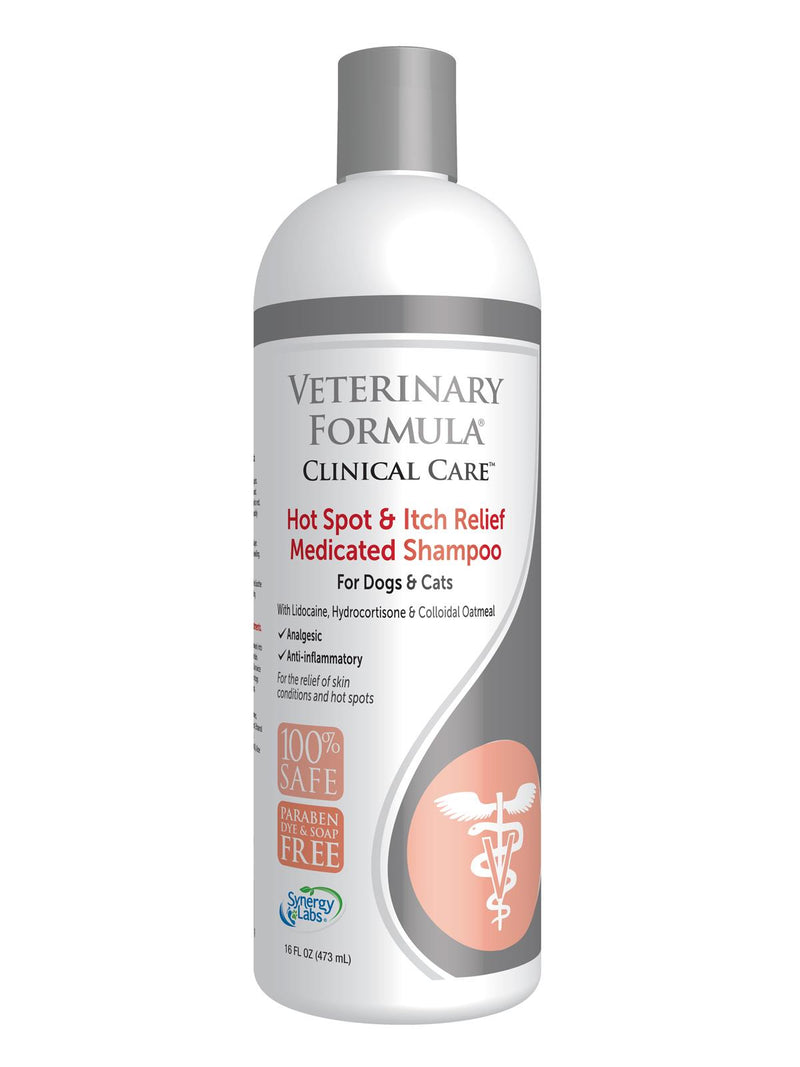 Hot Spot & Itch Relief Medicated Shampoo
