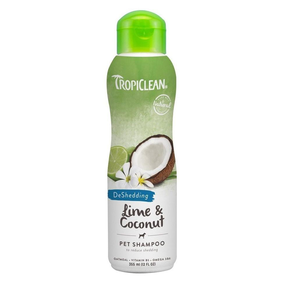 DeShedding Lime & Coconut Pet Shampoo