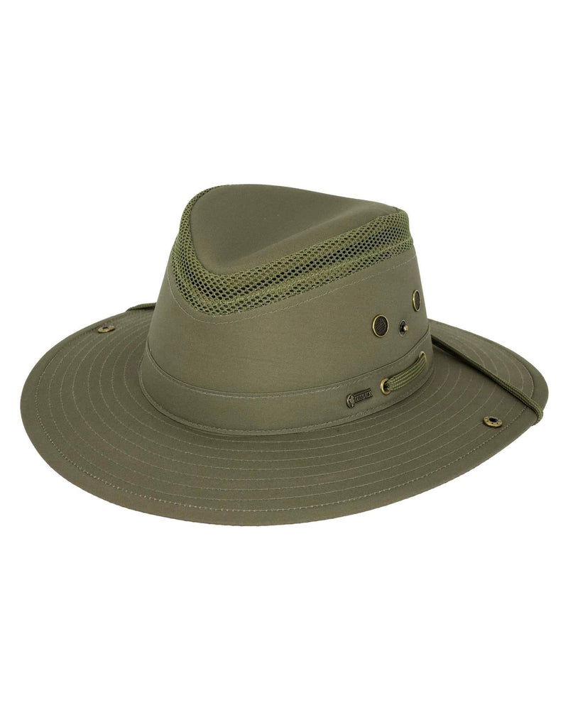 The Mariner Cowboy Hat - Olive