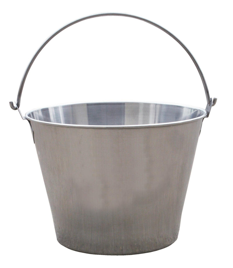 9 Quart Stainless Steel Dairy Pail