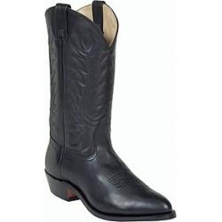 Men's Black Manchester Western Boot by Brahma - 6822