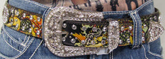 Peace Bling Belt