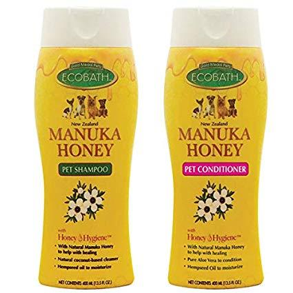 Manuka Honey Pet Shampoo & Conditioner
