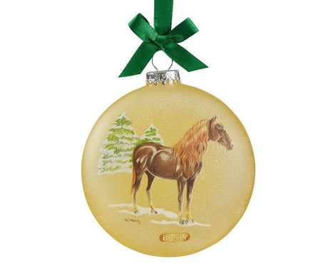 2019 Artist Signature Ornament - Spanish Horses