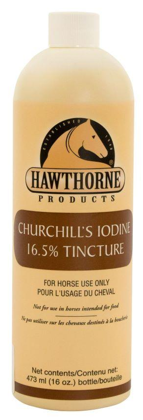 Churchill's Iodine 16.5% Tincture