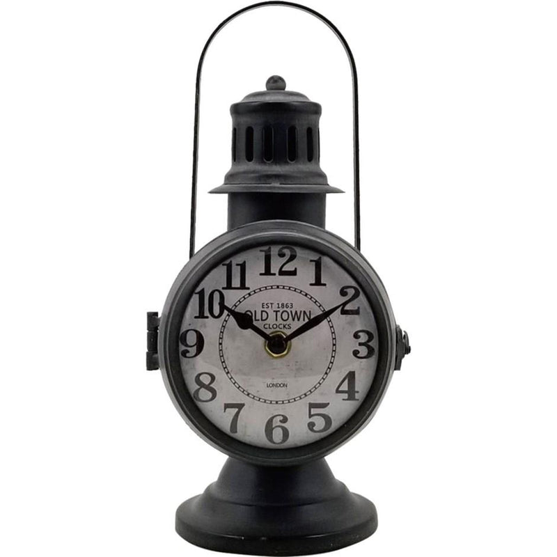 Old Town Table Clock