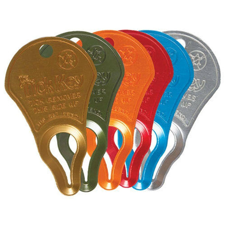 Tick Key - Assorted Colours