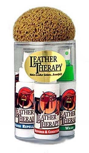 The Leather Therapy Sampler Gift Set