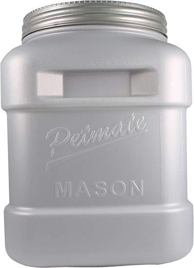 Mason Style Pet Food Storage - 40 LBS