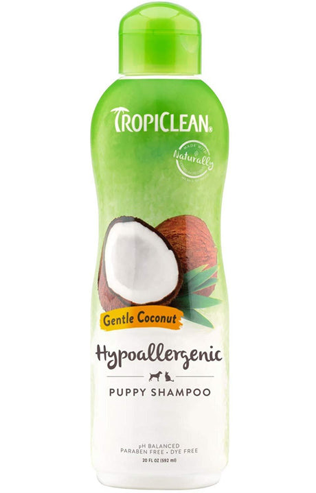 Gentle Coconut Puppy Shampoo