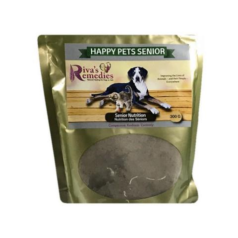 Riva's Remedies Happy Pet Senior Herbal Blend for Dogs & Cats
