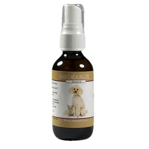 Riva's Remedies Kava's Healing Oil for Dogs & Cats