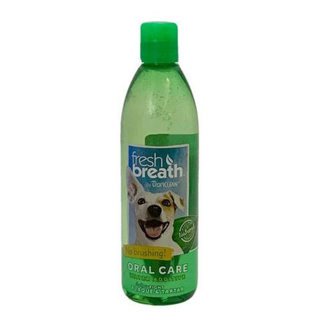 Oral Care Water Additive for Dogs