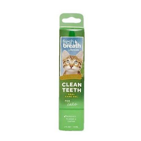 Tropiclean Oral Care Gel for Cats