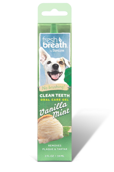 Oral Care Gel for Dogs - Vanilla Mint
