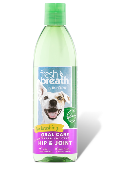 Oral Care Water Additive +Hip and Joint